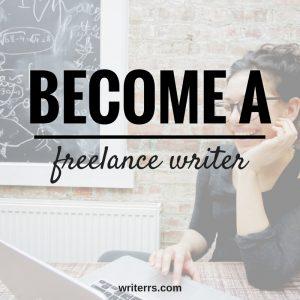 freelance writers jump-start your career