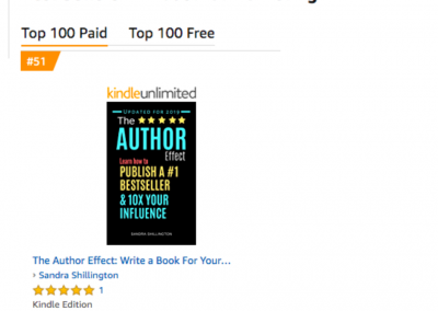 The Author Effect