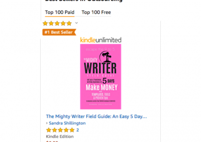 The Mighty Writer Field Guide