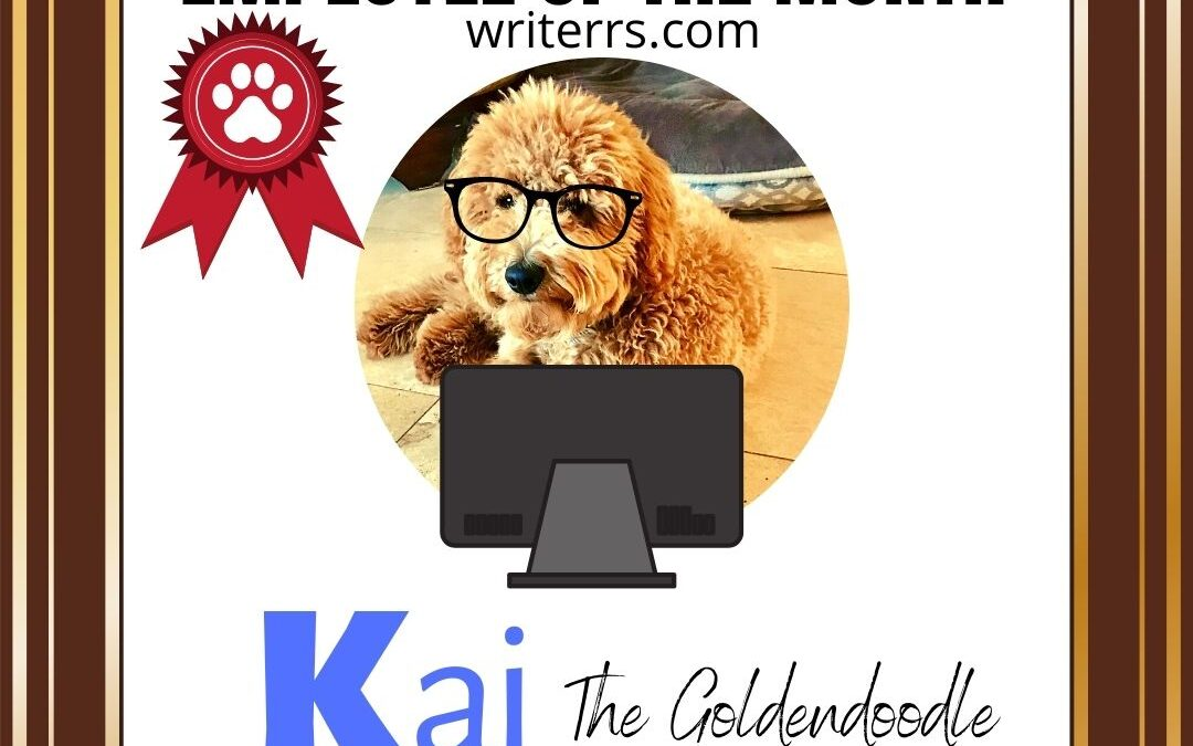 writerrs.com employee of the month