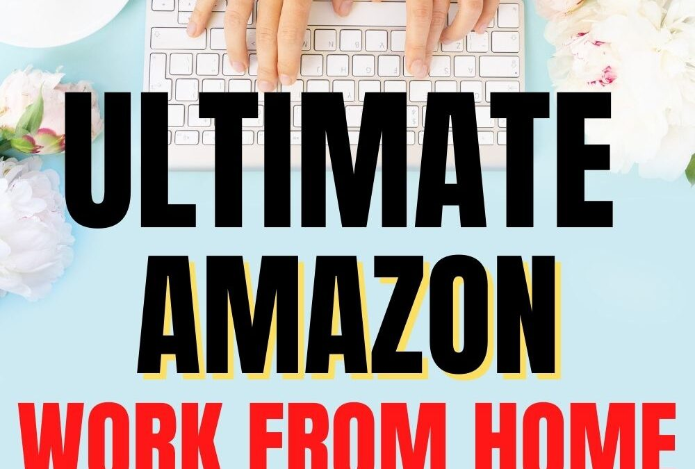 My Ultimate Work From Home Amazon Gift Guide